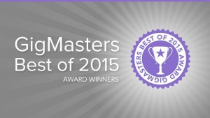 GigMasters Best of 2015